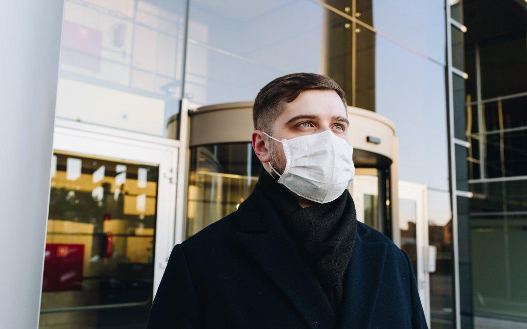 Bei jeder Bestellung eine Atemschutzmaske spenden
