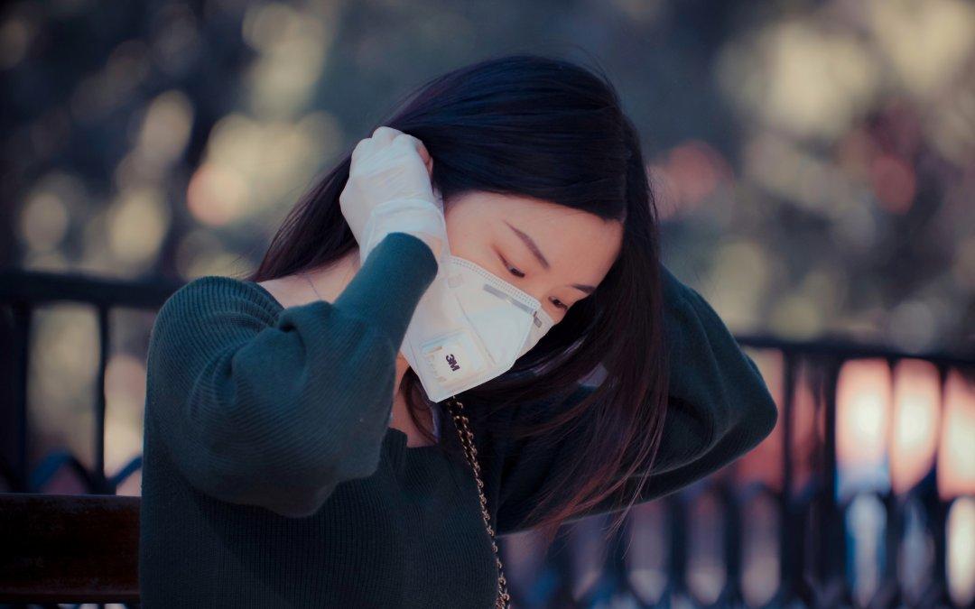 Masken und Desinfektionsmittel von ProPulsan zu vergeben