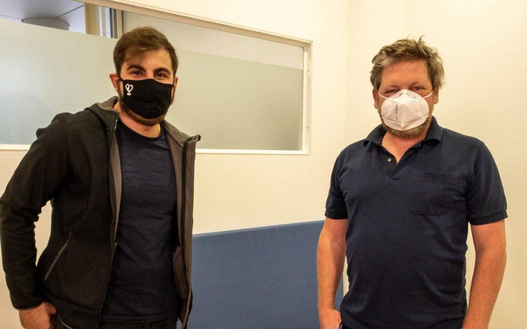 Wir helfen Physiotherapeuten – gemeinsam mit Generali & Blackroll.