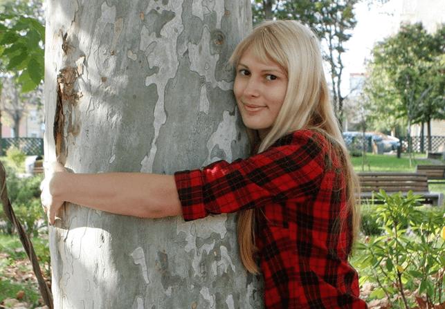Warum wir Bäume umarmen sollten